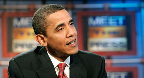 Obama on Meet the Press: Targets GOP inaction on cliff | My social issues | Scoop.it