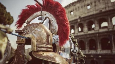 La revuelta de los centuriones de delante del Coliseo | LVDVS CHIRONIS 3.0 | Scoop.it