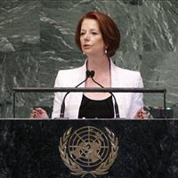 Australia PM's Epic Rant on Sexism Wins High Praise | AP Gov | Scoop.it