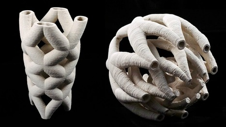 Making a Ceramics 3D Printer With Taekyeom Lee | 3D_Materials journal | Scoop.it