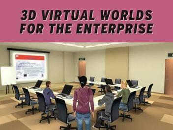 In Pictures: 3D virtual worlds for the enterprise | SOLVE | Scoop.it