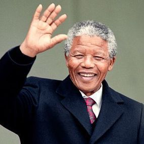 Nelson Mandela, Transformational Leader | Business Brainpower with the Human Touch | Scoop.it