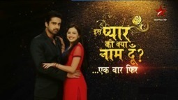 Iss Pyaar Ko Kya Naam Doon 29th May 2014 Watch Episode Online | Written update Full Written Episodes | Scoop.it