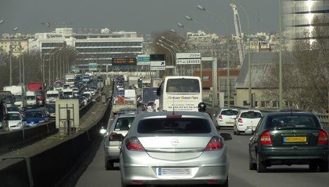 Embouteillages en France: une facture colossale de 17 milliards d'euros en forte augmentation - notre-planete.info | Nature et Vie | Scoop.it