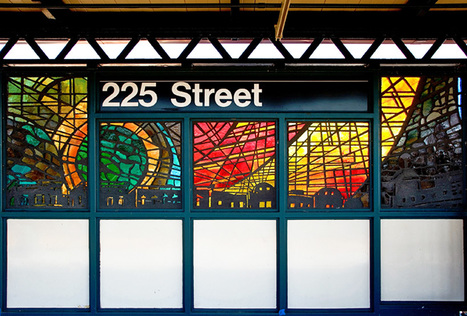 An App For Finding NYC Subway Art | Culture & Numérique | Scoop.it