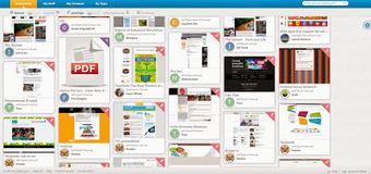 En la nube TIC: eduClipper, el Pinterest para uso educativo | Linguagem Virtual | Scoop.it