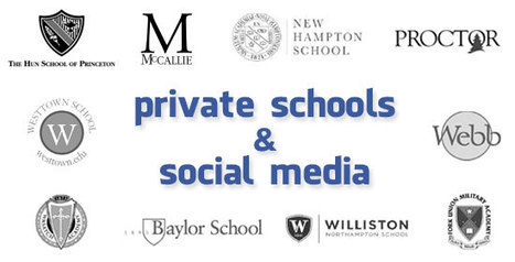 Beyond Status Updates: 10 Private Schools Truly Connecting Via Social Media | Social Media in Education and Training | Scoop.it