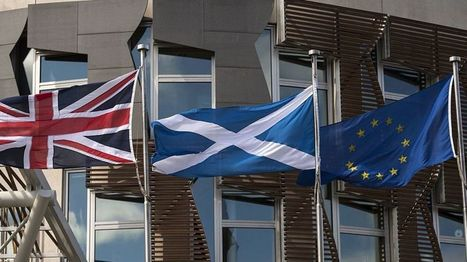 The dilemma facing Scotland's Eurosceptic nationalists - BBC News | My Scotland | Scoop.it