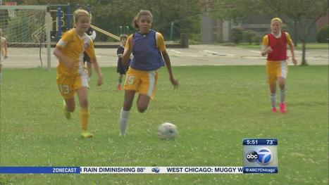 Prevent ACL injuries in young athletes with tips from Midwest Orthopaedics at ... - WLS-TV | The Ethical Physical Therapist | Scoop.it