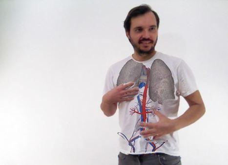 MedicalAR, simula la vista en el interior de tu cuerpo para estudiar tu anatomía | eSalud Social Media | Scoop.it