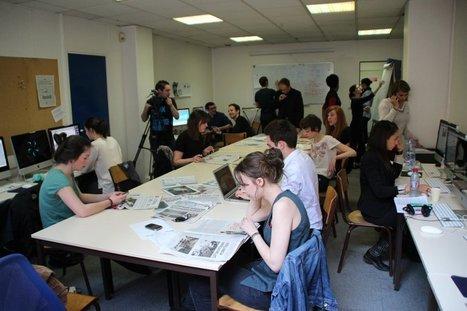 Elodie Vialle (Youphil.com) : Les journalistes TV devraient tester le diaporama sonore | Les médias face à leur destin | Scoop.it