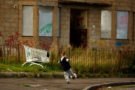 Almost one in four Britons are now living below the poverty line, according to a new report   Welfare, Disability, Politics and People's Right's   Scoop.it