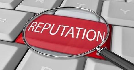 Etude : les entreprises B2B encore peu soucieuses de leur e-réputation | HeureuxQuiCom' | Veille, E-commerce, web : Sumotic | Scoop.it