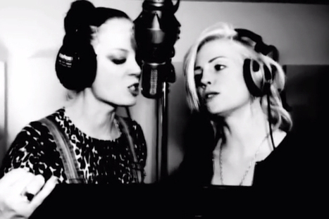 Garbage and Brody Dalle Shout It Out in 'Girls Talk' Video - SPIN | Global Pollution | Scoop.it