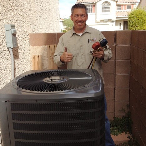 It's time for a seasonal air conditioning maintenance! | Wrich Air Cooling Heating | Scoop.it