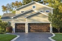 wood sectional garage doors | Cressy Doors | Scoop.it