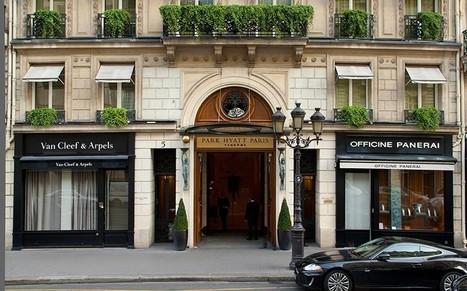 Win a weekend break in Paris - Telegraph   Business Travel   Scoop.it