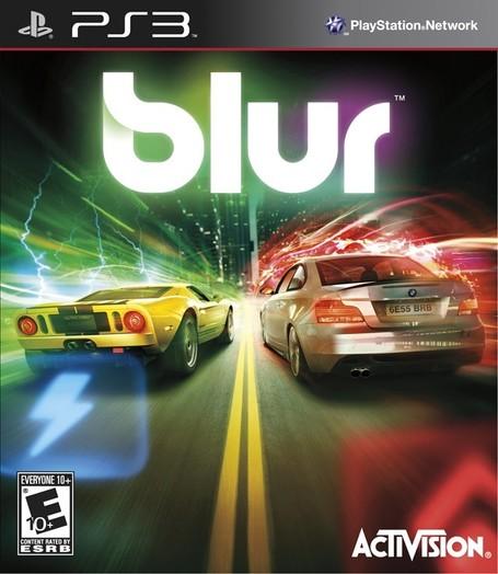 Blur PS3 DUPLEX