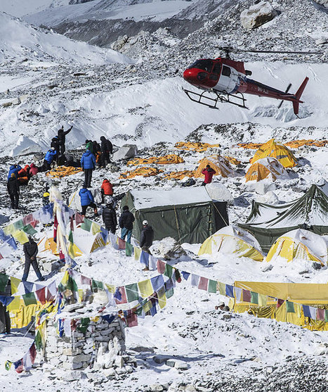Nepal to ban novice climbers from Mount Everest - Telegraph | Everest and Sherpas | Scoop.it