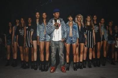 Fashion week • G-Star RAW et PHARRELL plongent dans l'océan | CHRONYX.be : we love the music bizness ! | Scoop.it
