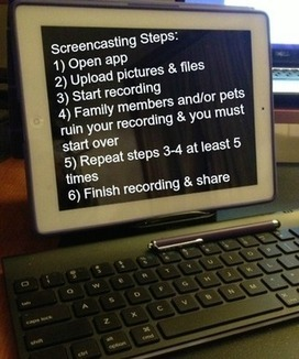 Screencasting Apps for the iPad | SMART EDUCATION | Scoop.it