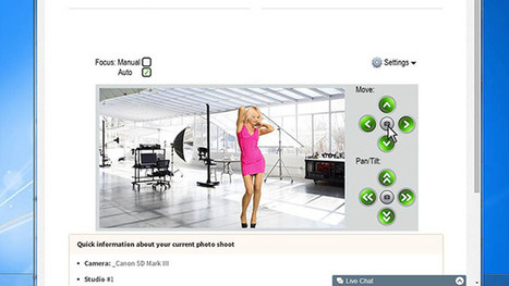 RoboStage: Do Remote Photo Shoots in Your Browser with Real Models, Gear and Studios | xposing world of Photography & Design | Scoop.it