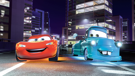 Um dia de trabalho na Pixar | FUNtástico! | Animated... | Scoop.it