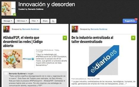 Innovación y desorden - 20minutos.es | Impacto TIC en Educación | Scoop.it