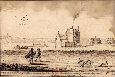 La crue de 1658 | Histoires de Paris | Scoop.it