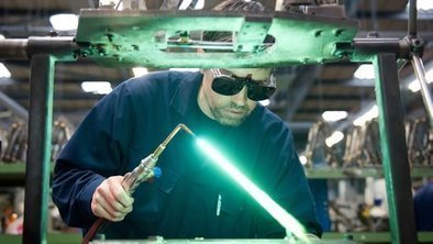 Surprise fall in UK manufacturing | AQA Geog3 World Cities | Scoop.it