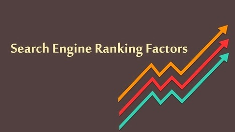 Search Engine Ranking Factors | SEO tips & Services | Scoop.it