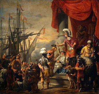 Augusto: Eneida o la predestinación de Roma | Literatura latina | Scoop.it