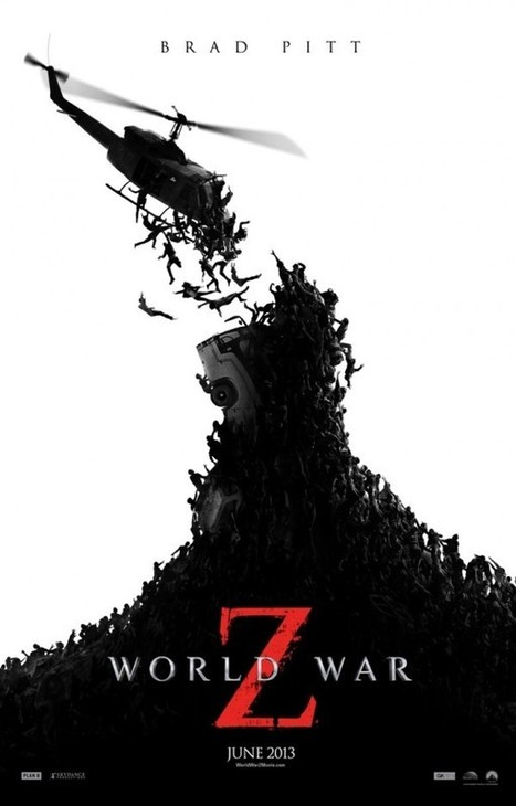 The World War Z Poster Is Pretty Epic - Bleeding Cool Comic Book, Movies and TV News and Rumors   Sci-Fi   Scoop.it