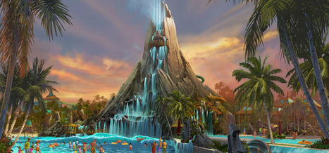 Make Way for Volcano Bay: Universal Orlando's Brand New Water Park | Travel | Scoop.it