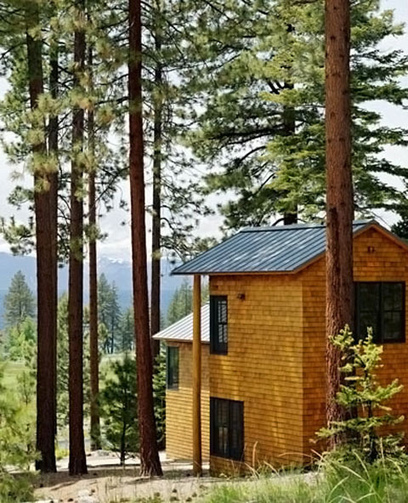 Lake Tahoe Residence - Turnbull Griffin Haesloop   Idées d'Architecture   Scoop.it
