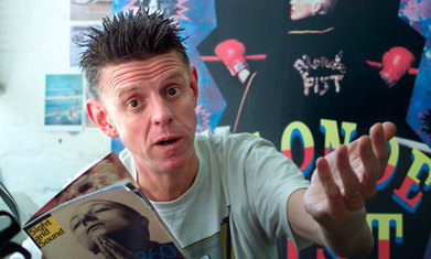 Alex Cox crowdfunds Bill the Galactic Hero film via Kickstarter   Words for the Screen   Scoop.it