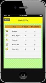 Organize Your Baby - iPhone/iPad App - AppFutura | iOS Mobile Apps | Scoop.it