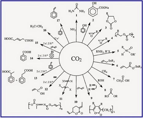 CO2-based chemicals business case | Biorenewable Chemicals & Plastics | Scoop.it
