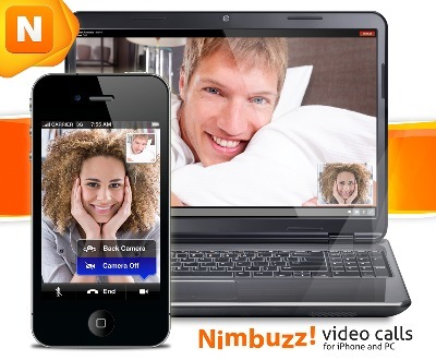 Nimbuzz launches cross-platform video calling for iPhone and PC! | Backpack Filmmaker | Scoop.it