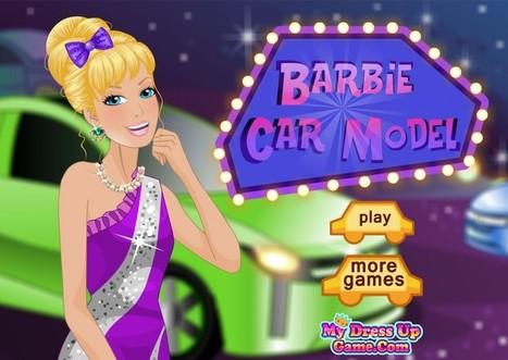 لعبة اجمل ازياء باربي | العاب تلبيس بنات | Scoop.it