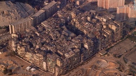 Life inside the densest place on earth: Remembering Kowloon Walled City | Topics in Geography | Scoop.it