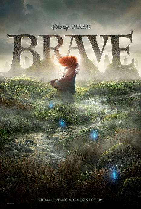 Brave, o primeiro conto de fadas da Pixar! - Soul Meets Body | Animated... | Scoop.it