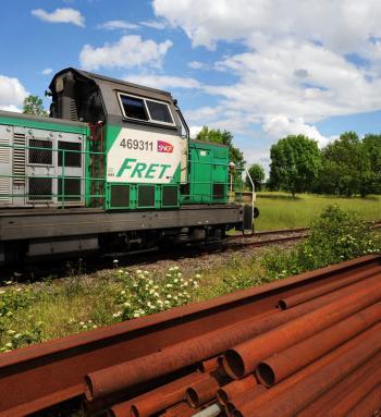 Rail : une campagne choc pour sauver le fret | SNCF | Scoop.it