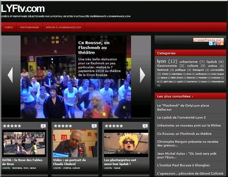A voir sur LYFtv.com, des videos et reportages sélectionnés par LYonenFrance... | LYFtv - Lyon | Scoop.it