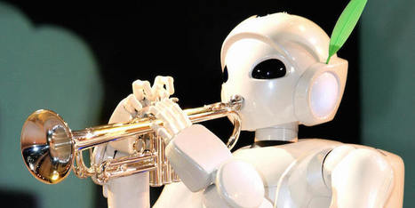 Sony Shares Song Composed by Artificial Intelligence: Listen | Embodied Zeitgeist | Scoop.it