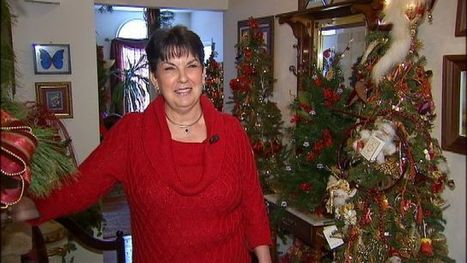 Md. woman displays holiday spirit with 277 Christmas trees inside her home | Troy West's Radio Show Prep | Scoop.it