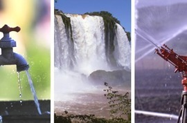 Agua en América Latina: Abundancia en medio de la escasez mundial | Water in Latin America: Abundance amid scarcity | Educacion, ecologia y TIC | Scoop.it