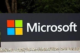 Microsoft wows market with 17 per cent profit jump | HSC Marketing | Scoop.it
