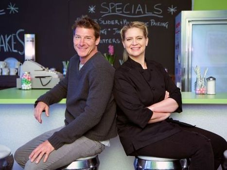 Saving One Diner at a Time: Ty Pennington and Amanda Freitag Revive Old Diners in a New Series | FN Dish – Food Network Blog | JPKC - Welcome to My World....Travel, Food & Lifestyle | Scoop.it