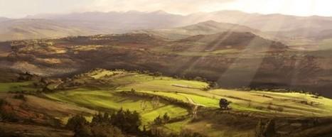 Les paysages du Lauragais au cœur d'un film d'animation | Aux sources du Canal du Midi | Scoop.it